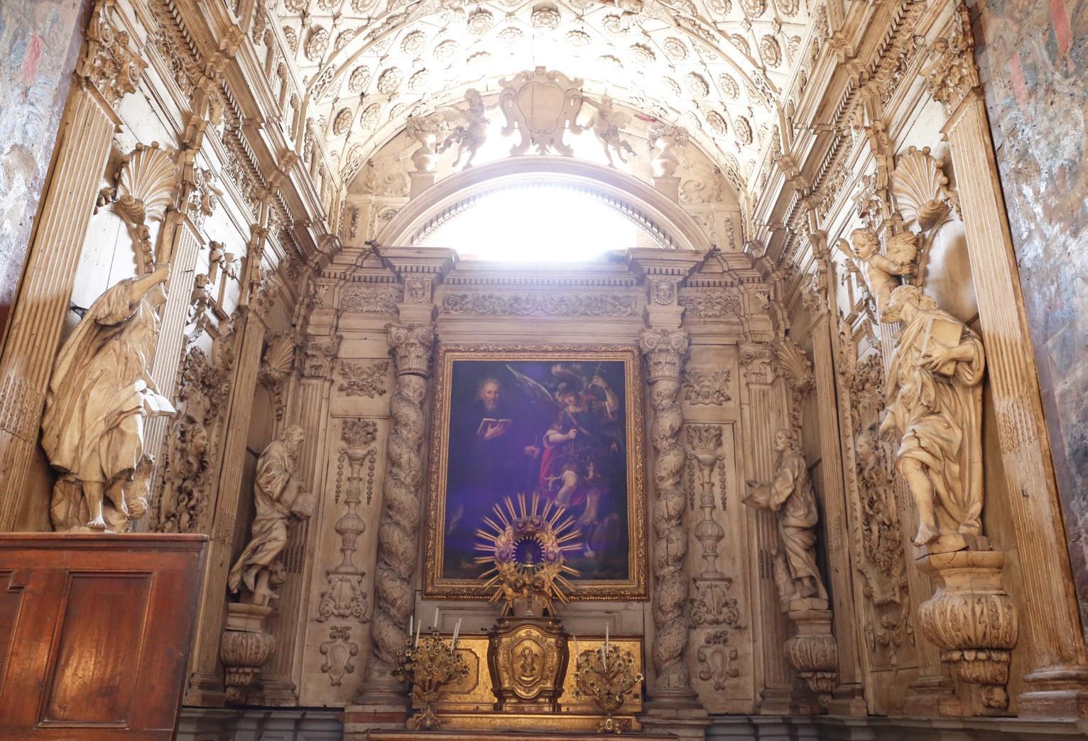 Collégiale, chapelle Saint-Antoine