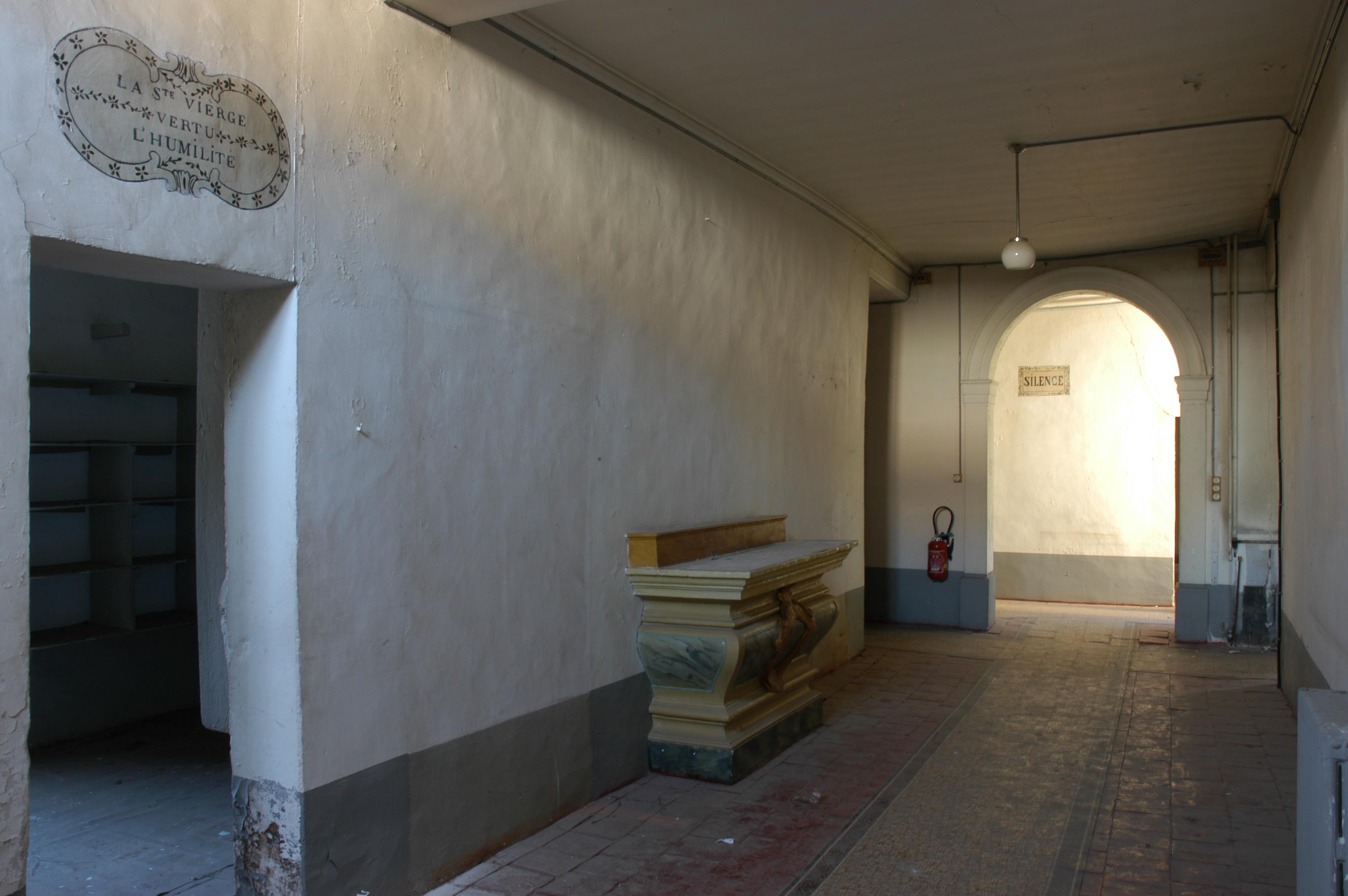 HOTEL-DIEU, AILE DES RELIGIEUSES