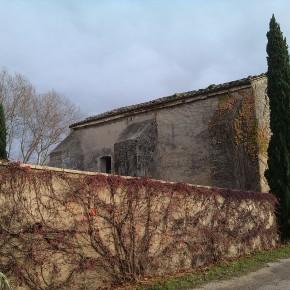 Velorgues et la chapelle Saint-Andéol (L'Isle-sur-la-Sorgue)