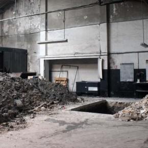 Diagnostic archéologique au garage Manni