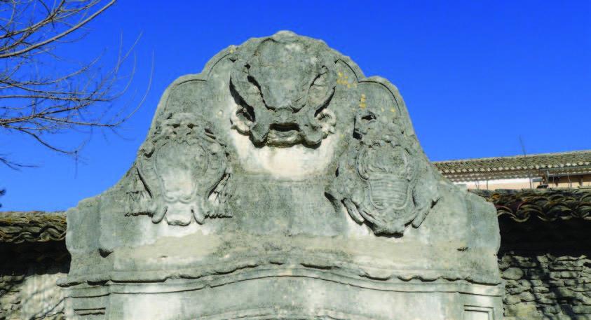 Monument Salviati, 1766
