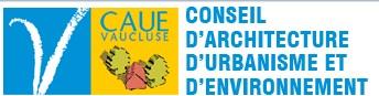 CAUE Vaucluse, logo