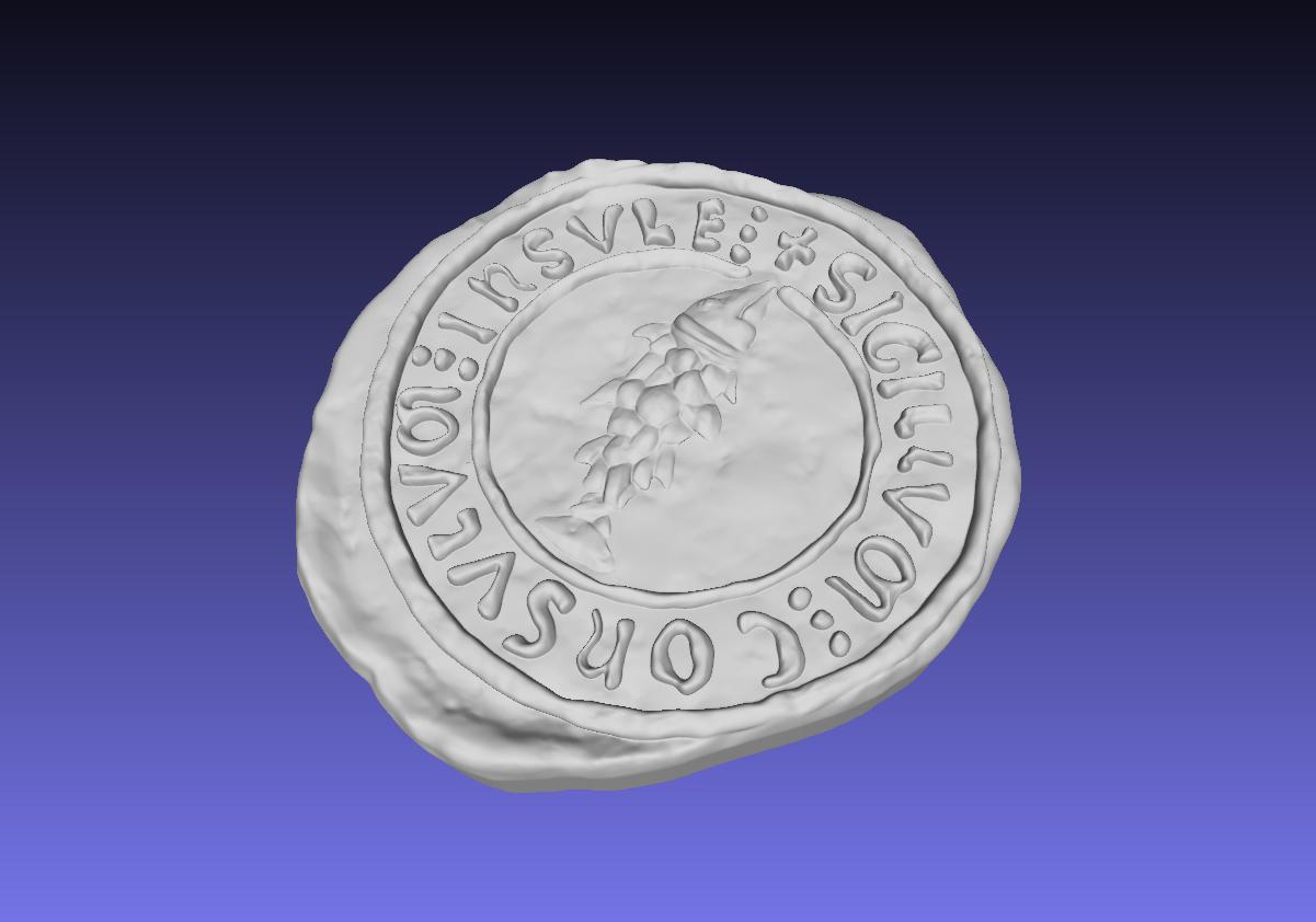 Modélisation d'une bulle des Consules de 1237 - Sébastien Greck