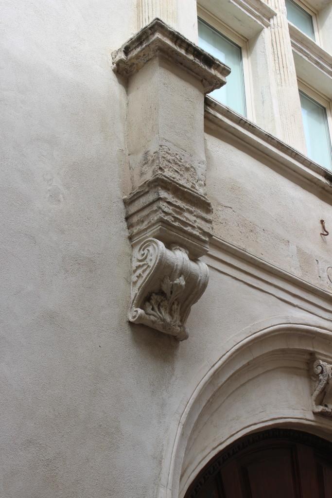 Ancien hôtel particulier, XVIe s.