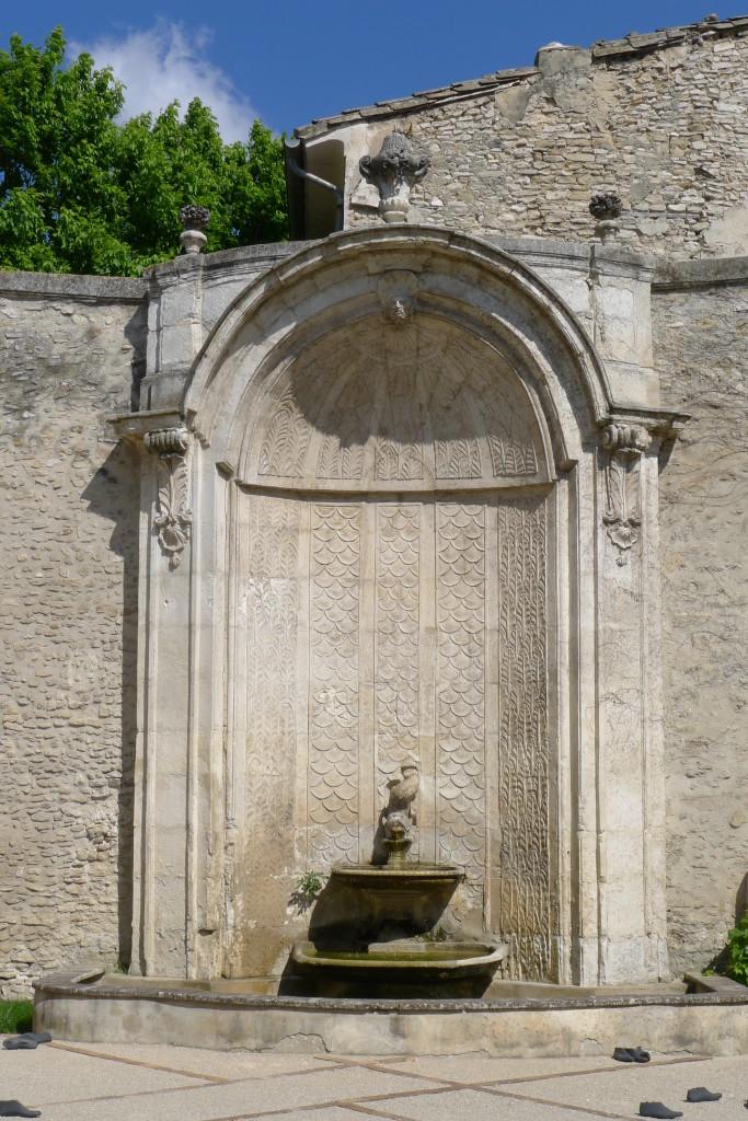 Campredon fontaine 2