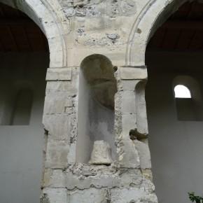 Diagnostic archéologique, couvent des Cordeliers, rue Molière (2017)