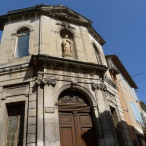 La chapelle des Pénitents bleus