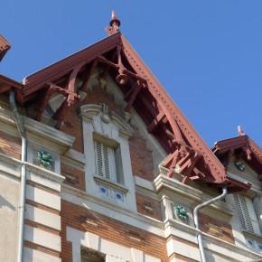 Restauration au château Giraud et au parc Gautier