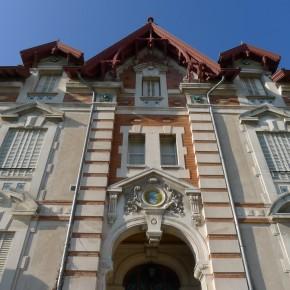 Le château Giraud, Parc Gautier