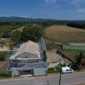 Le projet de réhabilitation de la chapelle Saint-Andéol