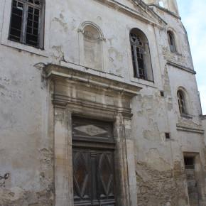 La chapelle XIXe siècle des pénitents blancs
