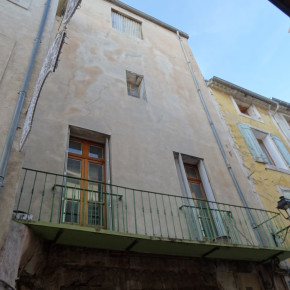 Diagnostic archéologique d'une tour médiévale, rue Carnot (2018)